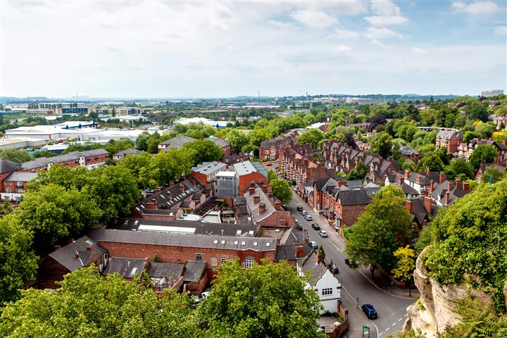 Nottingham to help citizens cut carbon emissions