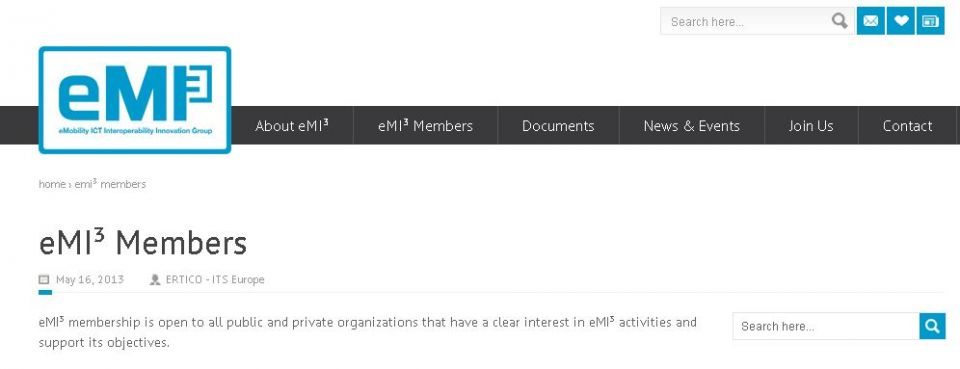 eMI³ Launch New Website