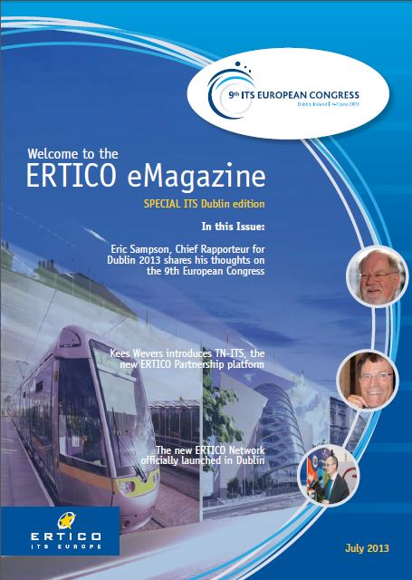 ERTICO eMagazine: July Edition Out Now!