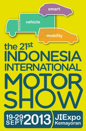 21st Indonesia International Motor Show to Promote 'Smart' Strategies