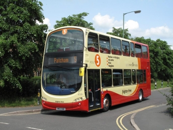 Trapeze awarded information technology and communication services contract for Brighton & Hove buses