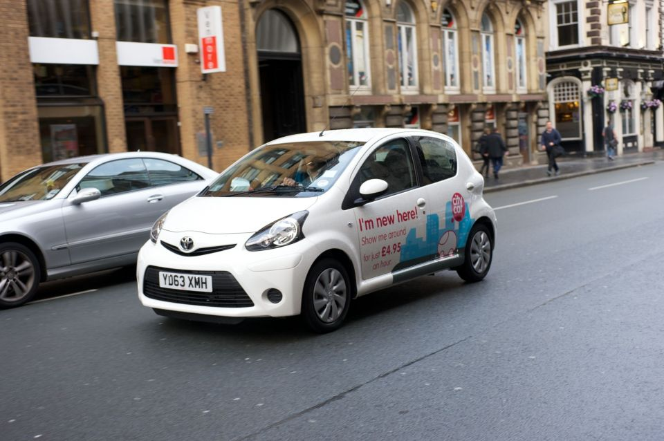 City Car Club expands to sixteen cities as Liverpool car club launched