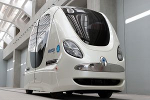 Is the driverless car the future of transport?