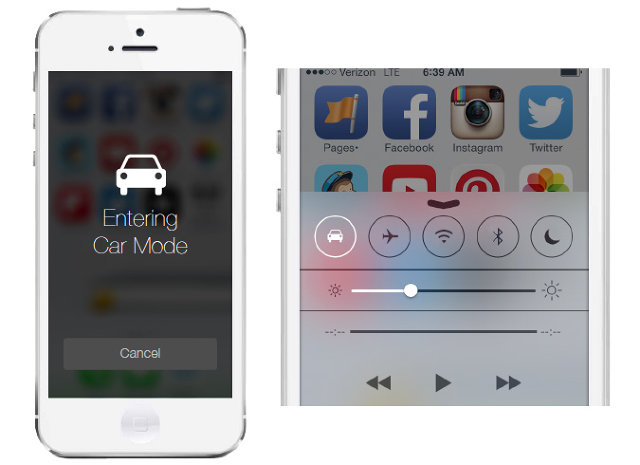 "A Plea For iPhones To Have A Safer ""Car Mode"""