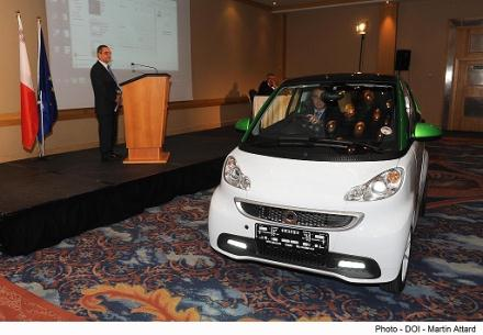 National electro-mobility platform launched in Malta