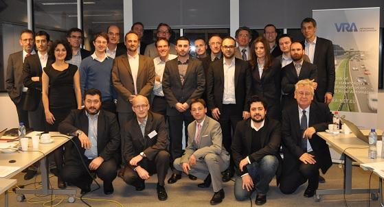 VRA Meeting – 23/01/2014