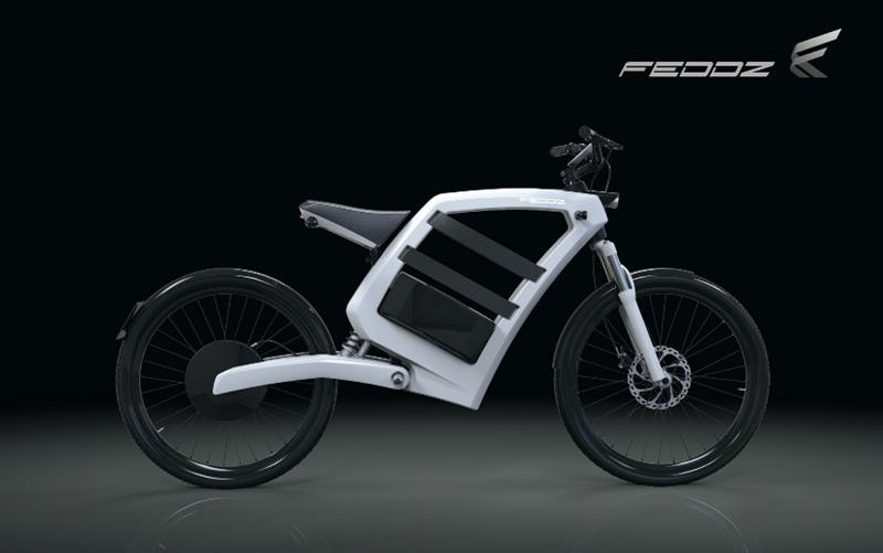 Feddz electric bike all set to improve urban mobility