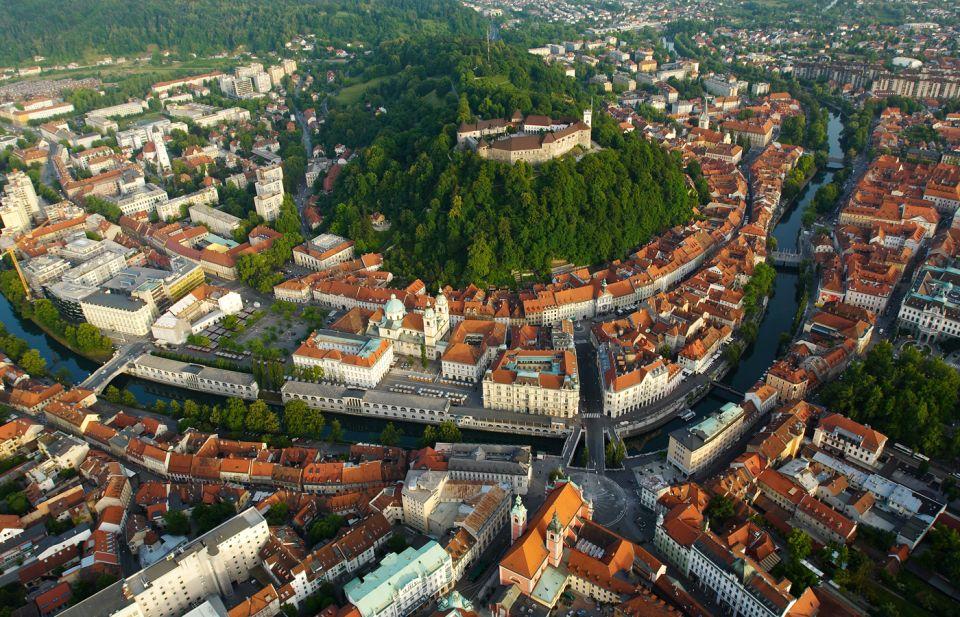 Slovenia's city of Ljubljana win EU awards for sustainable urban mobility