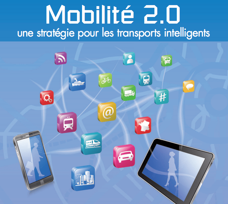On the way to Mobility 2.0: a global strategy for ITS development in France