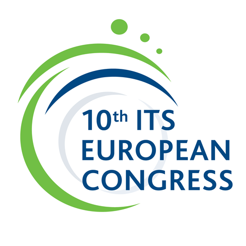 Valtteri Bottas at the ITS European Congress