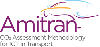 Amitran Final Conference on CO2 assessment for ICT in tranport: Last chance to register!