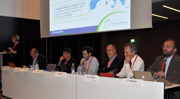 CO-GISTICS activities at the ITS European Congress – Helsinki