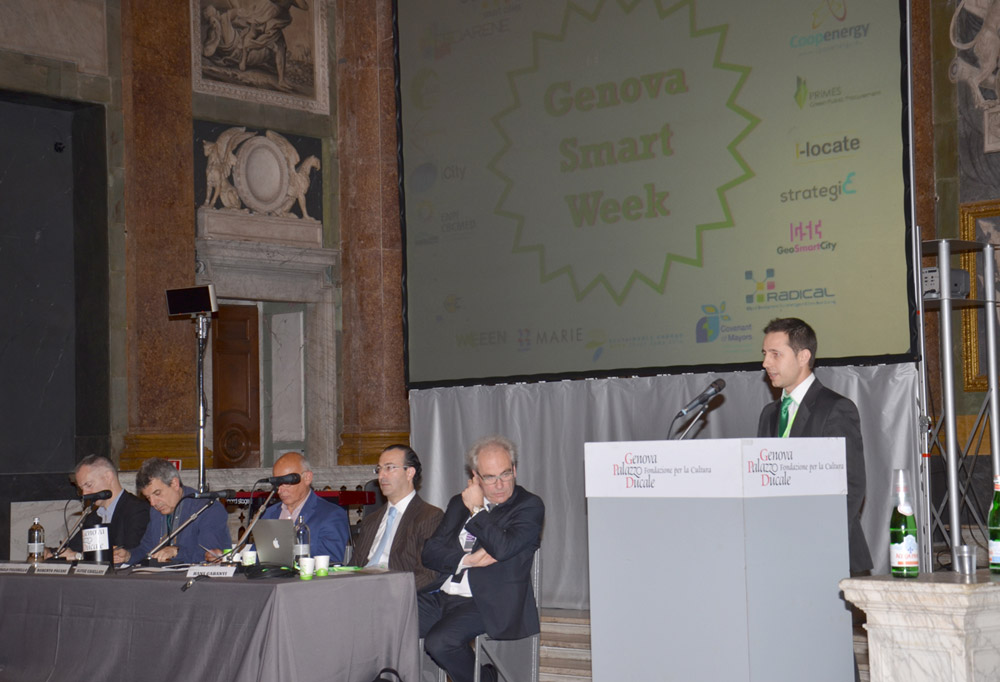 Genoa Smart Week – a series of events hosted by R2CITIES partners Genoa Municipality.