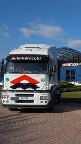 Fleet operator and eco-driving – interview with Autamarocchi