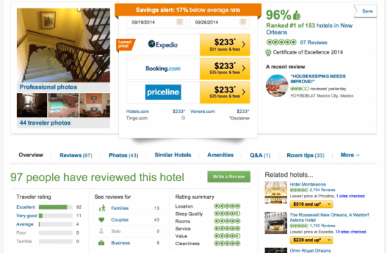 TripAdvisor shares top on-site engagement strategies for hotels