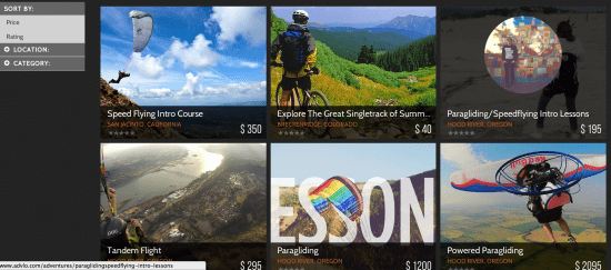 Startup pitch: Advlo connects adventure seekers to locals for tours and activities