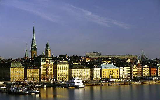 Stockholm takes the lead among smart cities