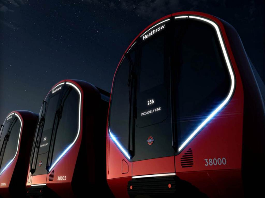 Next generation London Underground trains will be driverless