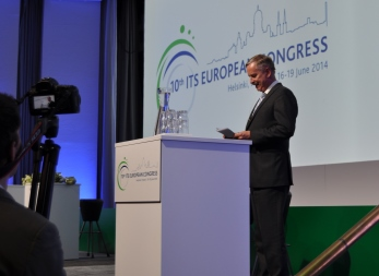 Farewell to outgoing Transport Commissioner, Siim Kallas