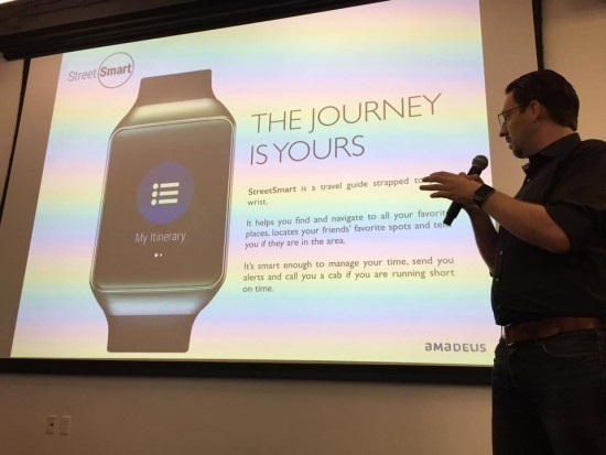 Wearables primed for the mainstream with emerging travel apps
