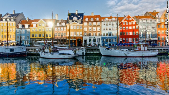 Experience Copenhagen quality of life with ITS