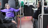 Ascoli Piceno launches bus for wheelchair users (Italy)