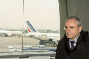 Farewell to Jacques Barrot, former vice-president of the European Commission