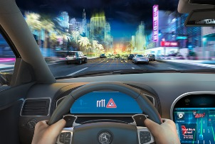 CES Preview: Cars that can see into the future