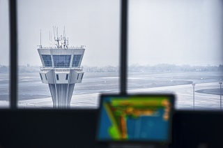 New technology to reduce airport delays