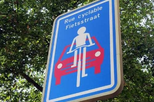 Brussels cycle lane budget doubled
