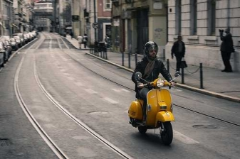 Lisbon to open bus lanes to motorbikes