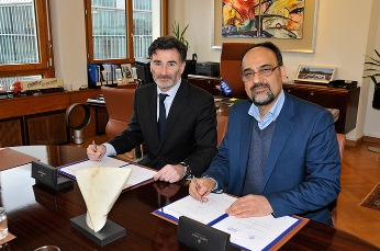 IRU and ECO sign 5-year Action Plan for Cooperation and Transit Development