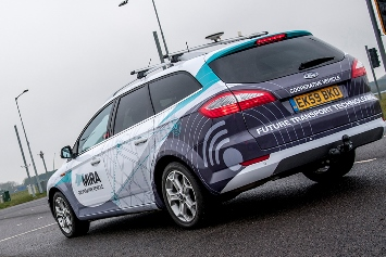 UK to hold a leading position in vehicle automation