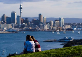Aalborg University students investigate urban space in New Zealand