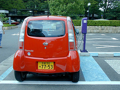 Japan home to more electric charging points than petrol stations