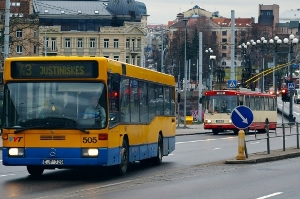 Lithuanian government encourages cities to develop SUMPs