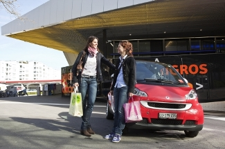 Popularity of car-sharing increases in Switzerland