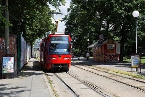 New trams, buses and depot for Bratislava