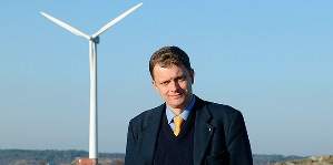 Chalmers professor elected to the board of Vattenfall