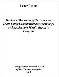 Review of the USDOT Report on Connected Vehicle Initiative Communications Systems Deployment