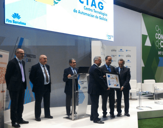CTAG awarded for research in Car Connectivity