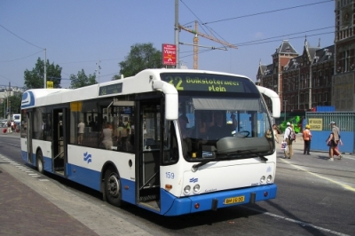 Amsterdam buses to be fully electric by 2025