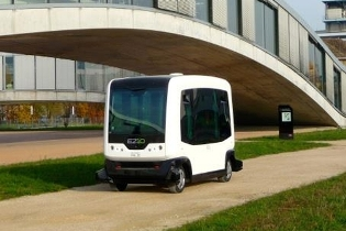 Vantaa to trial automated buses