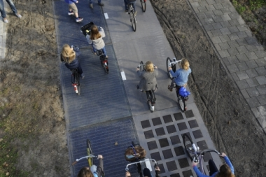 EU-funded project sees over half a million take to bikes