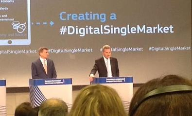 A Digital Single Market for Europe: Commission sets out 16 initiatives to make it happen