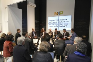 NXP blog features a new post on urban mobility by Hermann Meyer