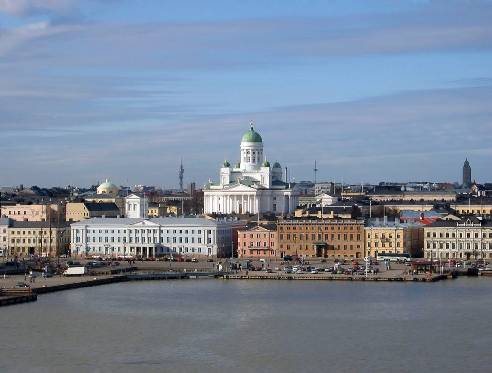 Helsinki takes another pioneering step in mobility services