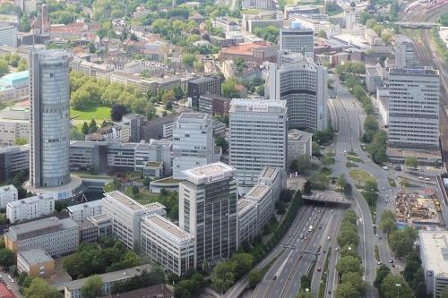 Essen announced as European Green Capital 2017