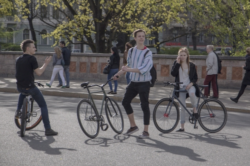 New safety regulations for pedestrians and cyclists in Latvia