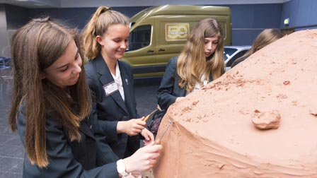 National Women in Engineering Day Celebrated at Dunton Technical Centre